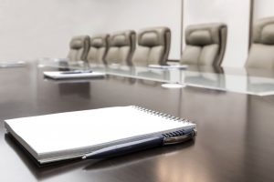 Meeting room desk