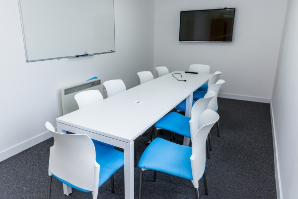 Meeting room available to hire at UOE Hub Hertford