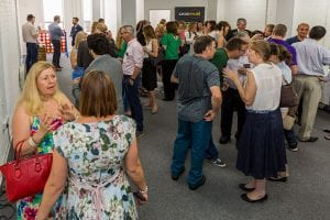 UOE Business Hub Hertford Opening party