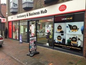 UOE Hub Maidenhead Street, Hertford