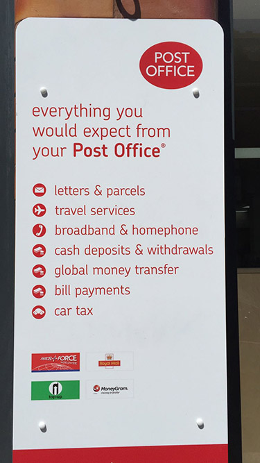 UOE Post Office Gallery 1