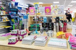 gifts and stationery