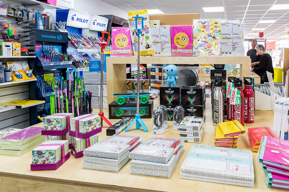 Great choice of gifts and stationery