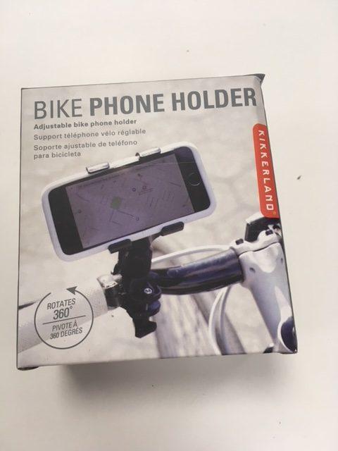 Bike phone holder gift
