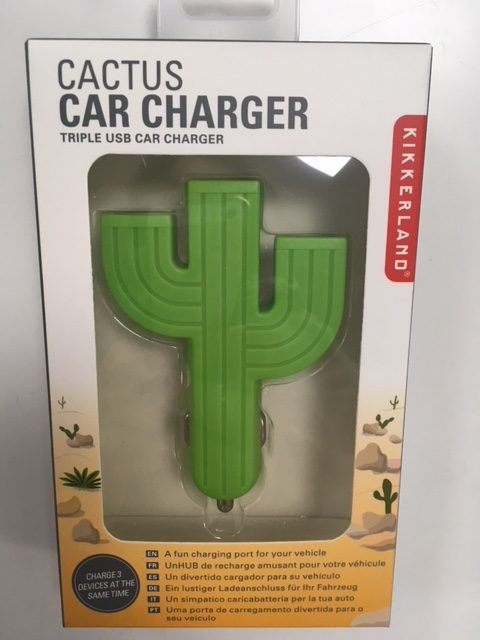 Car charger gift