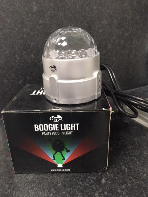 Mini party lighting gift