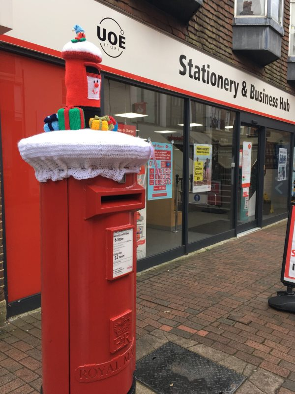Hertford Post Office