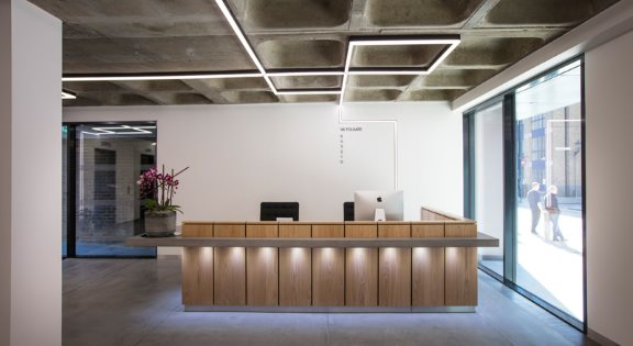 Sensational Office Reception Furniture Supplier Modern Bespoke Download Free Architecture Designs Jebrpmadebymaigaardcom