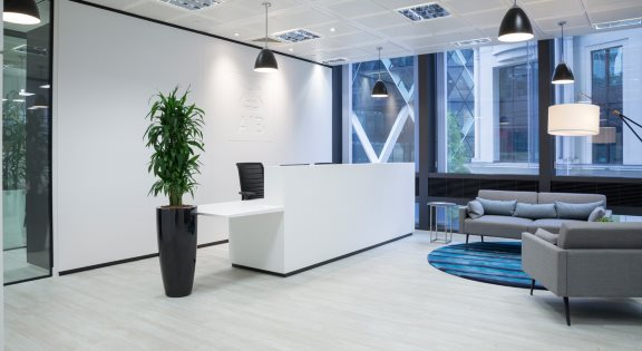 office reception furniture