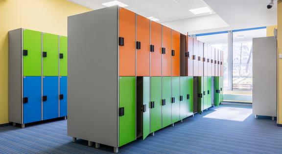 New storage lockers lost key replacement school sports