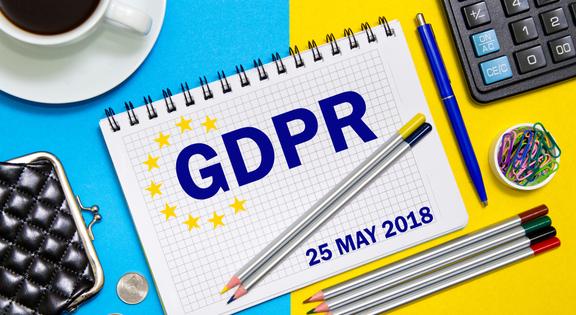 GDPR legislation 25 May 2018
