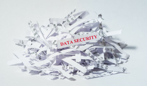 Secure Document Disposal at UOE