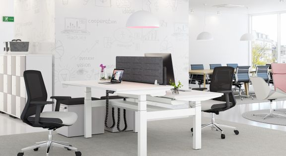 Adjustable Height Table, office