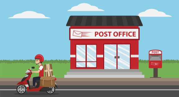 Post Office, Drop & Go